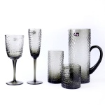 Retro glassware set